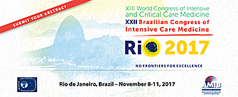 13th World Congress of Intensive and Critical Care Medicine
